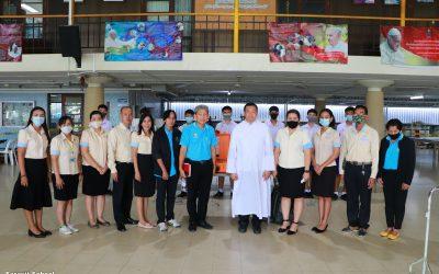 การเลือกตั้งสภานักเรียน ปีการศึกษา 2563