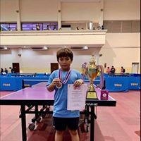 การแข่งขันกีฬาเทเบิลเทนนิส รุ่นอายุ 10 ปี